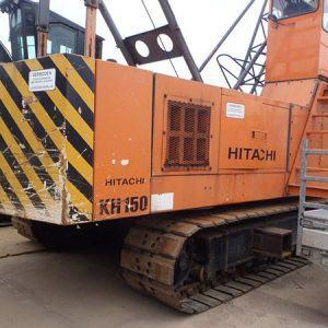 Cẩu bánh xích Hitachi KH150-3 trọng tải 40 tấn