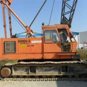 Cẩu bánh xích KH180-3 trọng tải 50 tấn