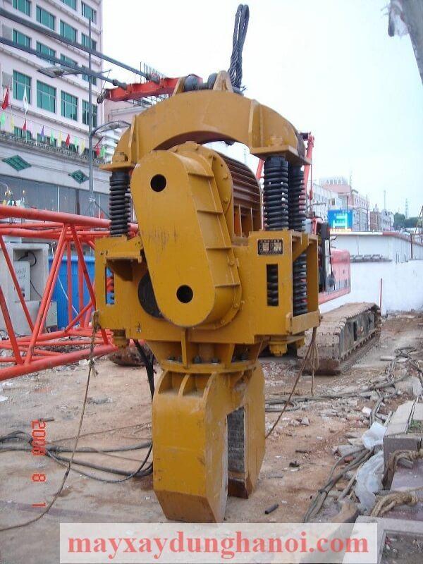 Búa rung điện DZ-90 công suất 90Kw