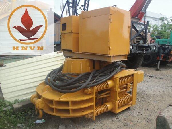 Búa rung điện Tomen công suất 60Kw-1
