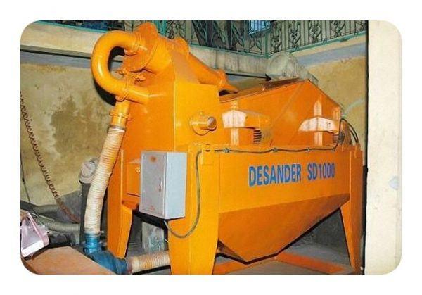 Máy sàng cát ly tâm Desander SD1000