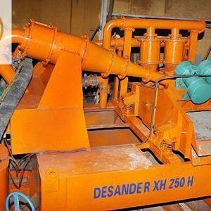 Máy sàng cát ly tâm Desander XH 250H