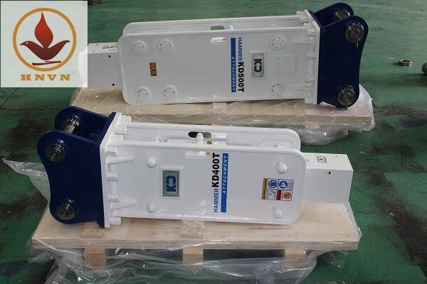 Búa phá đá thủy lực Hàn Quốc, Nhật Bản giá tốt nhất - 0906 601 755-1