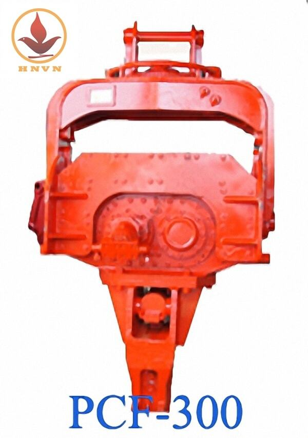 Búa rung thủy lực PCF - 300