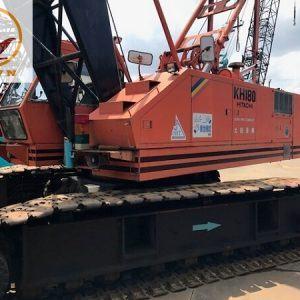 Xe cẩu bánh xích Hitachi KH180-3 trọng tải 50 tấn