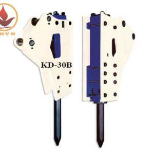 Búa phá đá thủy lực Hàn Quốc KD-30B