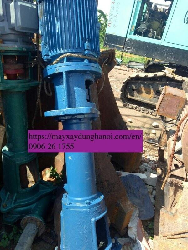 Bơm trục đứng, bơm tuần hoàn 22kw và 37kw-2