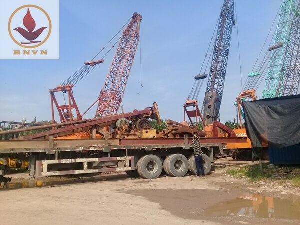 Dự án: Cầu vượt đường sắt thuộc tuyến đường cao tốc Bắc Giang - Lạng Sơn năm 2018-2