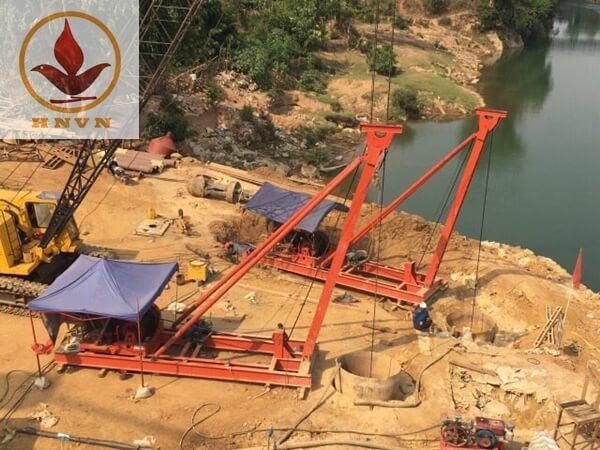Dự án: Cầu vượt đường sắt thuộc tuyến đường cao tốc Bắc Giang - Lạng Sơn năm 2018
