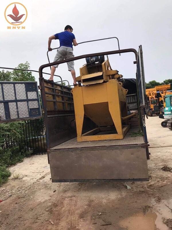 Bán máy sàng cát cho một công ty tại Cao Bằng-1