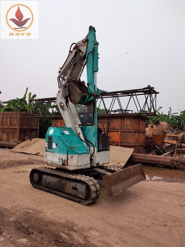 Bán máy xúc PC28 cho khách vip Phong Thổ - Lai Châu-4