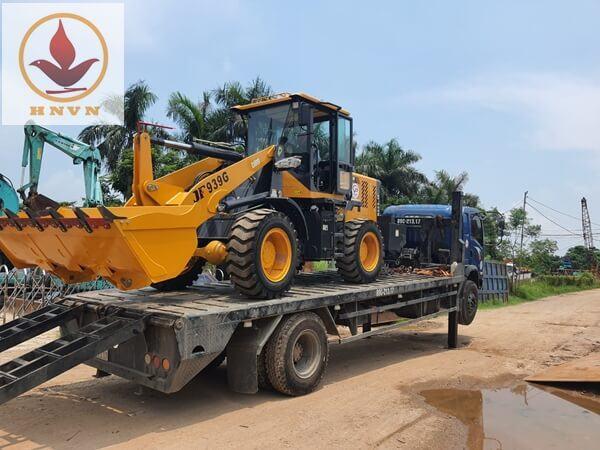 Bán xúc lật JF939G gầu 1,5 m3 cho khách hàng Bắc Ninh-1