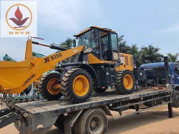 Bán xúc lật JF939G gầu 1,5 m3 cho khách hàng Bắc Ninh-2