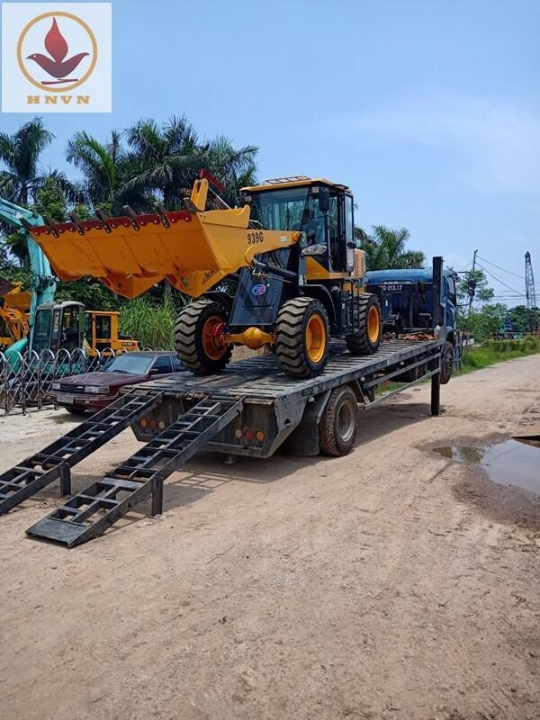 Bán xúc lật JF939G gầu 1,5 m3 cho khách hàng Bắc Ninh-3