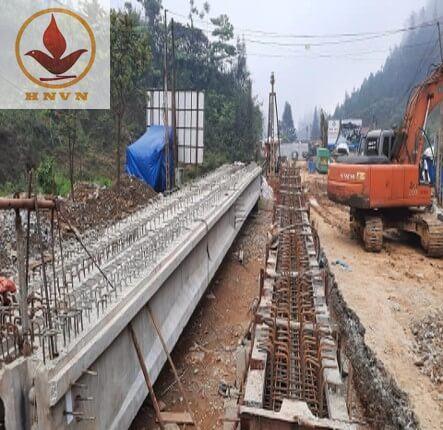 Cầu Bắc Hà – Lào Cai km21+180