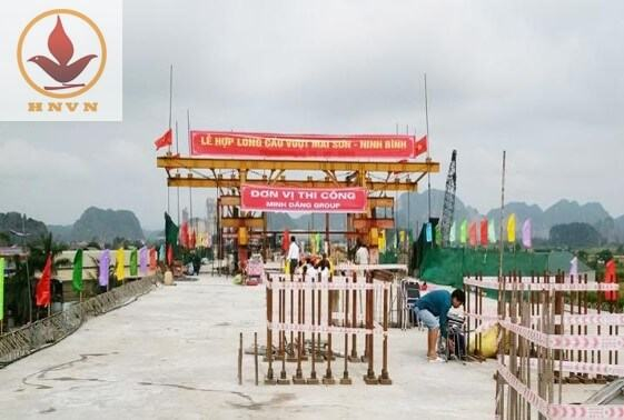 Dàn giã đá JK6 thi công dự án cầu vượt Mai Sơn, Ninh Bình-3