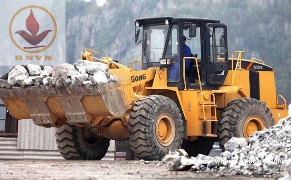 Máy xúc lật LiuGong ZL50CN gầu 3m3