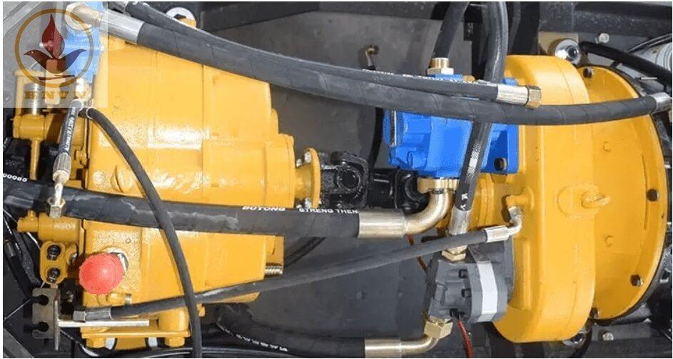 Máy xúc lật ZKJF936C bền bỉ, giá tốt nhất