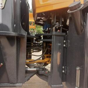 Máy xúc lật JF936G dung tích gầu 1.2m3-6
