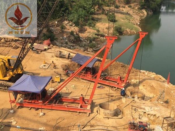 Dự án: Cầu Na Khương - Lai Châu-1