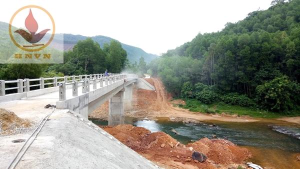 Dự án: Cầu Na Khương - Lai Châu