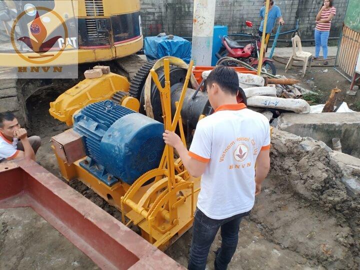 Dự án cầu vượt metro – Manila – Philippines-1