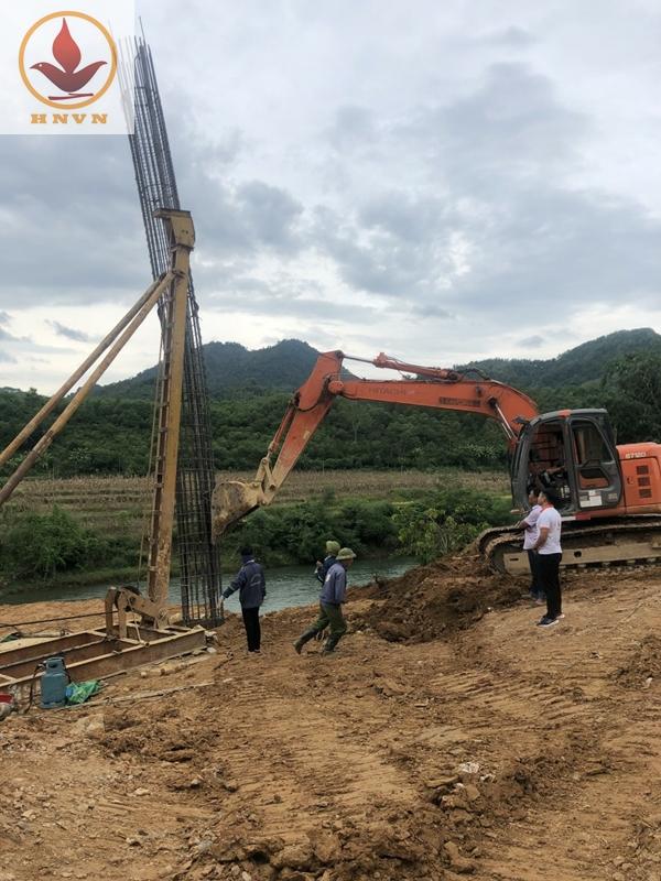 Thi công xây dựng cầu Chiềng Nhỏ-4