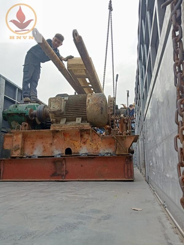 Công trình Đập ngăn mặn (cầu vượt sông cái) tỉnh Khánh Hòa-4