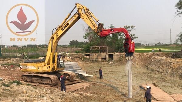 Công trình cải tạo nâng cấp kênh tiêu xã Phù Lưu, huyện Yên Phong, tỉnh Bắc Ninh-1