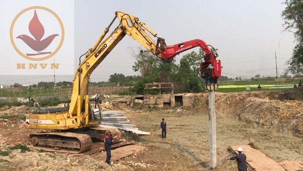 Công trình cải tạo nâng cấp kênh tiêu xã Phù Lưu, huyện Yên Phong, tỉnh Bắc Ninh-2