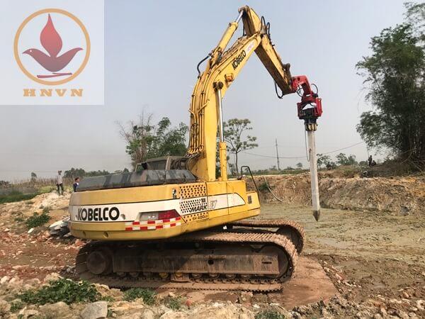 Công trình cải tạo nâng cấp kênh tiêu xã Phù Lưu, huyện Yên Phong, tỉnh Bắc Ninh-4