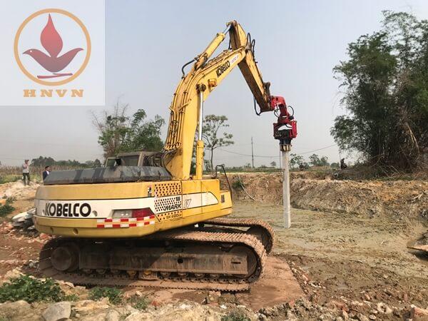 Công trình cải tạo nâng cấp kênh tiêu xã Phù Lưu, huyện Yên Phong, tỉnh Bắc Ninh-5