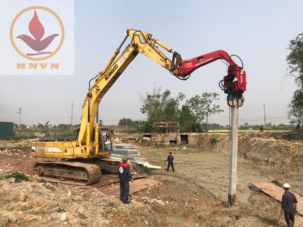 Công trình cải tạo nâng cấp kênh tiêu xã Phù Lưu, huyện Yên Phong, tỉnh Bắc Ninh-6