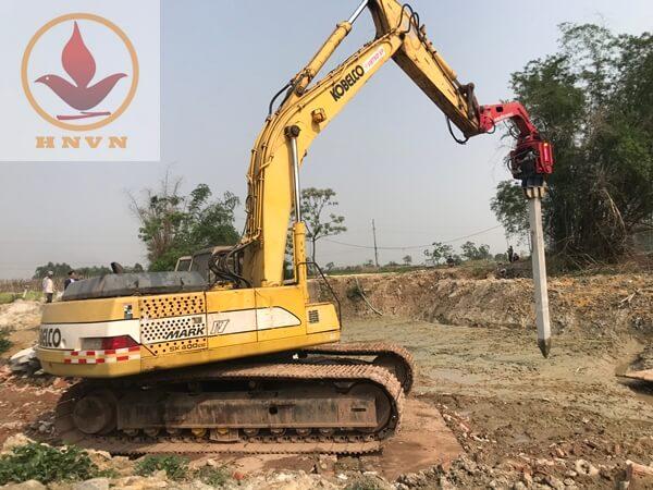 Công trình cải tạo nâng cấp kênh tiêu xã Phù Lưu, huyện Yên Phong, tỉnh Bắc Ninh-7