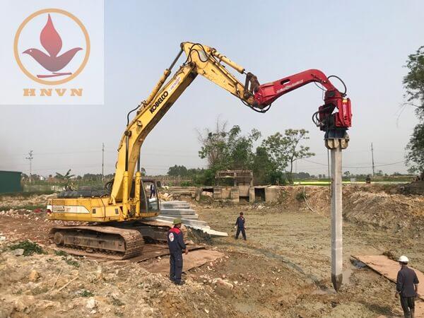 Công trình cải tạo nâng cấp kênh tiêu xã Phù Lưu, huyện Yên Phong, tỉnh Bắc Ninh-9