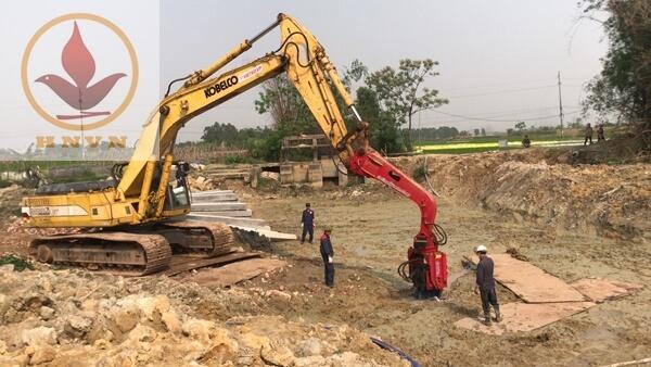 Công trình cải tạo nâng cấp kênh tiêu xã Phù Lưu, huyện Yên Phong, tỉnh Bắc Ninh