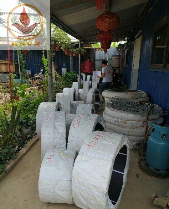 Phụ tùng máy giã đá JK5, JK6, JK8, JK10, JK12 mới nhập khẩu từ Trung Quốc